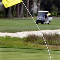 golf strong winds