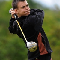 reduce golf swing tension