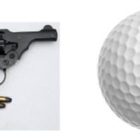 golf ball gun
