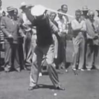 Ben Hogan Driver Swing