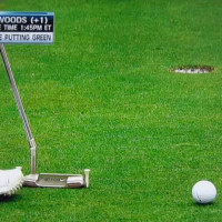 Tiger Woods Distance Control Drill