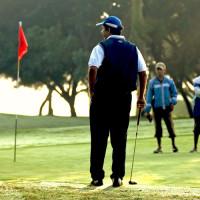 golf pressure
