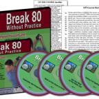 how to break 80
