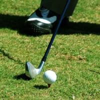 golf swing take away