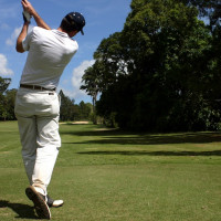 The Golf Swing: What Your Legs Should Be Doing To Hit Longer