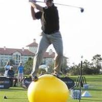 Golf Trick Shot