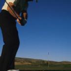 pitch shot