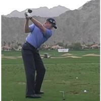Golf Backswing