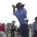 The Golf Swing Finish