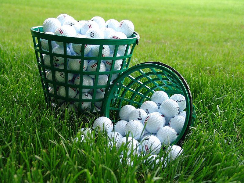bucket-golf-balls